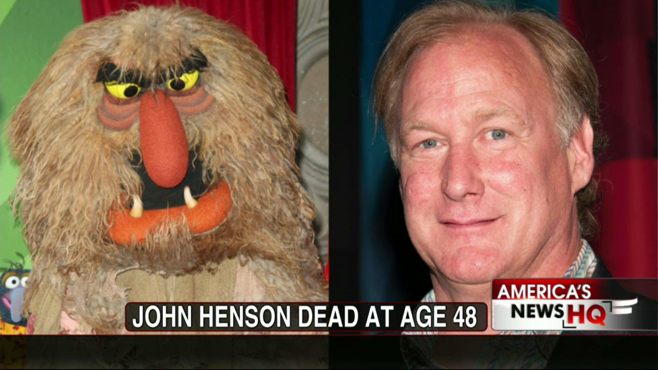 john henson puppeteer and son of quotmuppetsquot creator jim