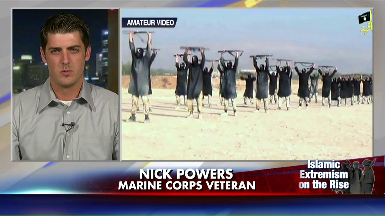 Marine Vet's Warning to ISIS: 'Attack Us and There Will Be No Mercy'