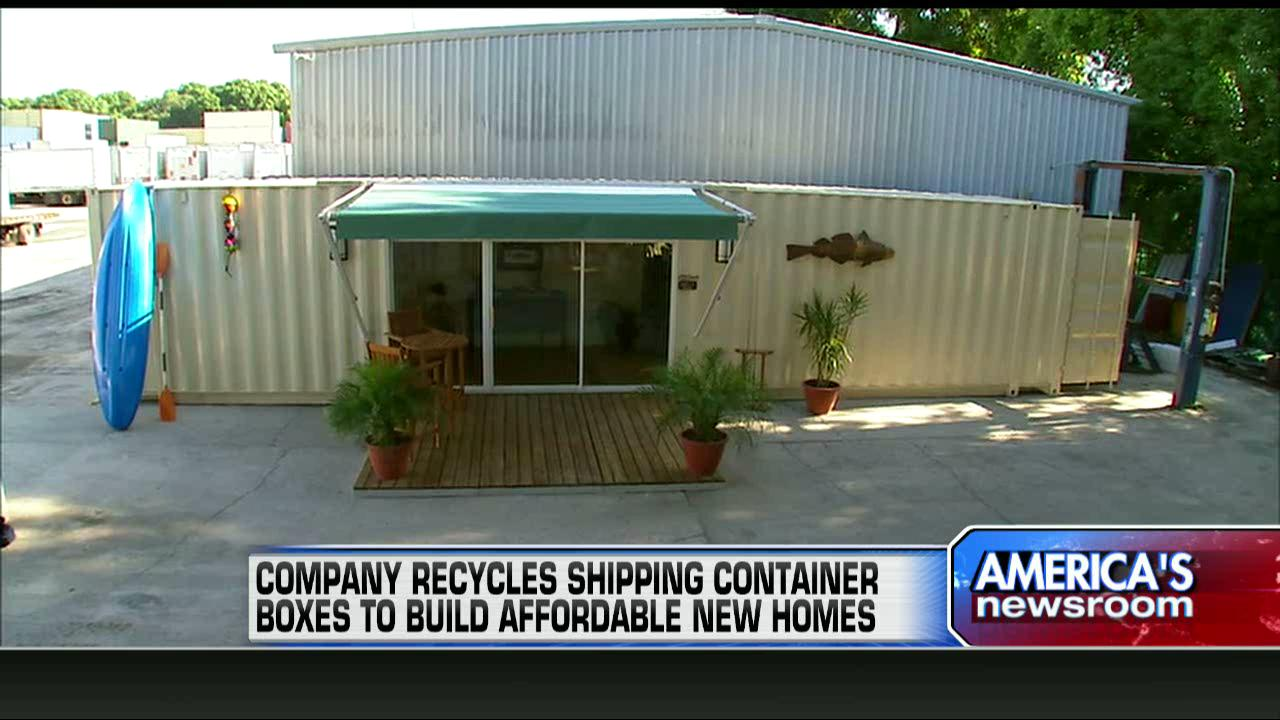 Here 39 s an idea for 37k you can live in a shipping container fox news insider - Container homes florida ...