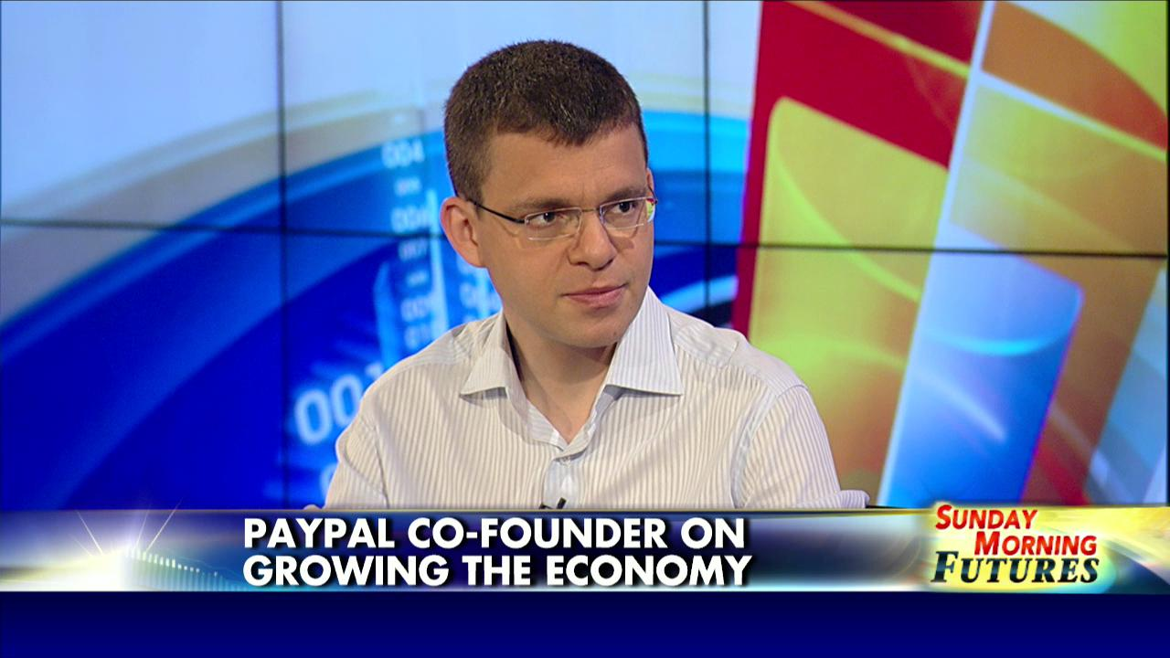 pay pal founder