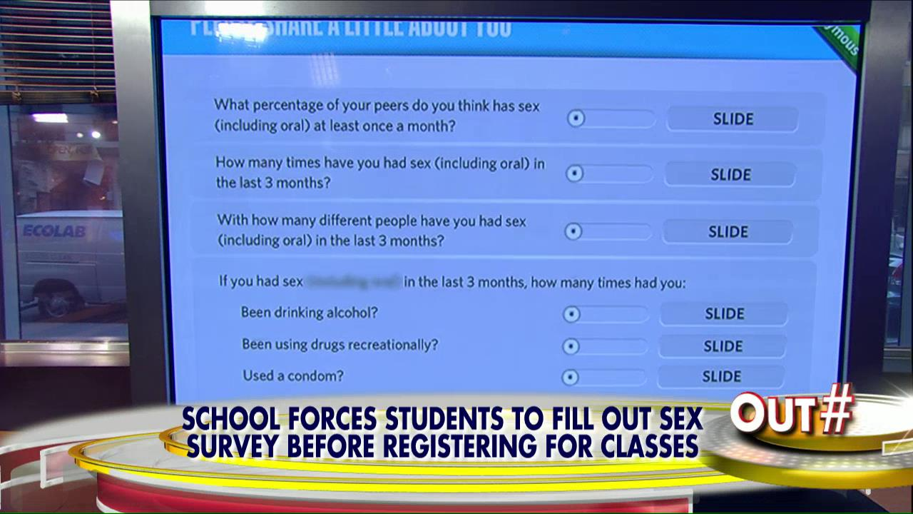 College Sex Questions 57