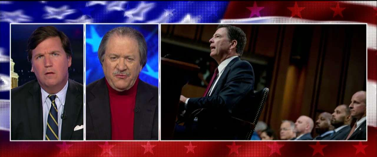 Joe DiGenova, a former U.S. Attorney for the District of Columbia, believes that former FBI Director James Comey, along with senior Justice officials in the Obama administration, threw the case against Hillary Clinton over her private email server.