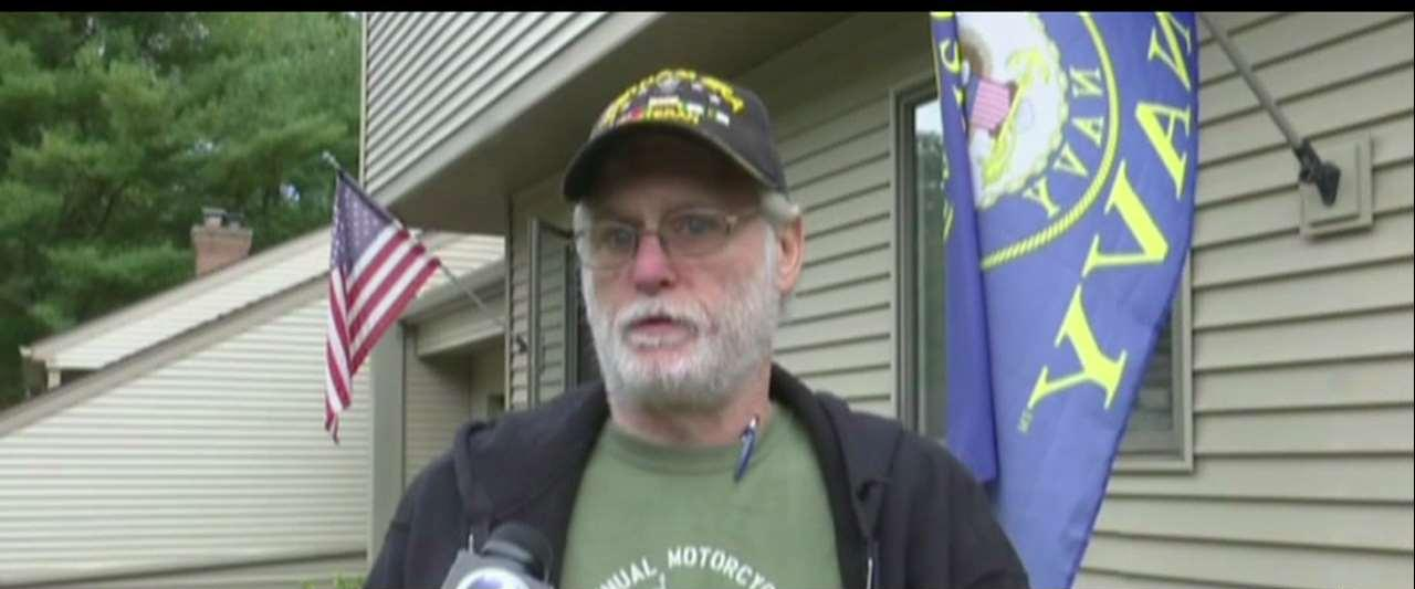 CT Condo Association Tells Vietnam Veteran to Take Down Navy Flag