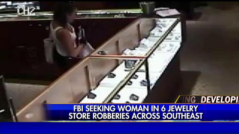 FBI Announces Arrest of Jewelry Store Robbery Suspect UPDATE Fox
