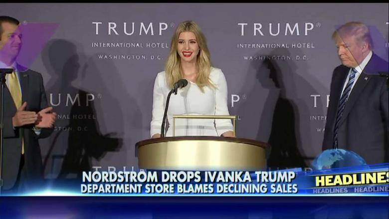 Nordstrom Has Dropped Ivanka Trump's Fashion Line for Spring Season | Fox  News Insider