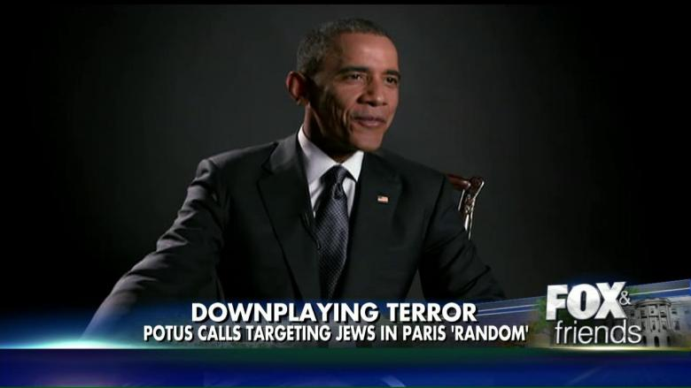 Obama Folks Obama Calls Terrorists 'folks