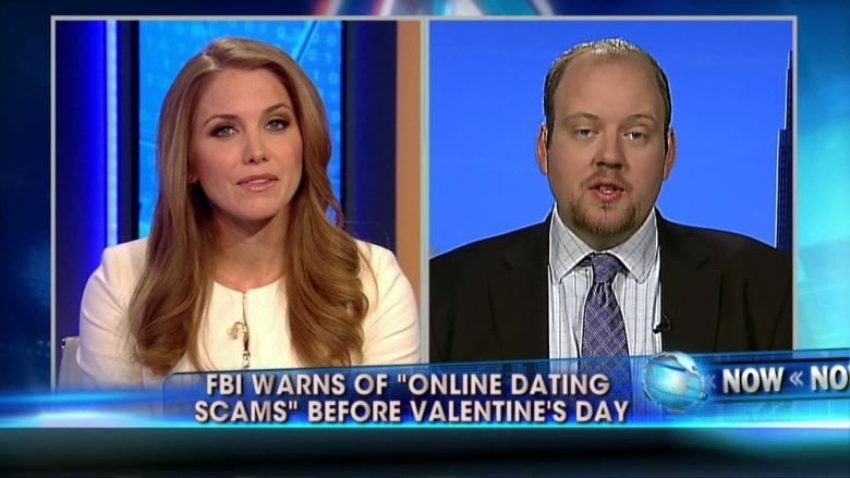 CAUTION  FBI Warns of Online Dating Scams Before Valentine     s Day
