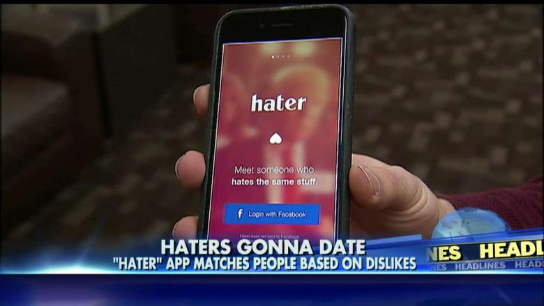 Dating site hater