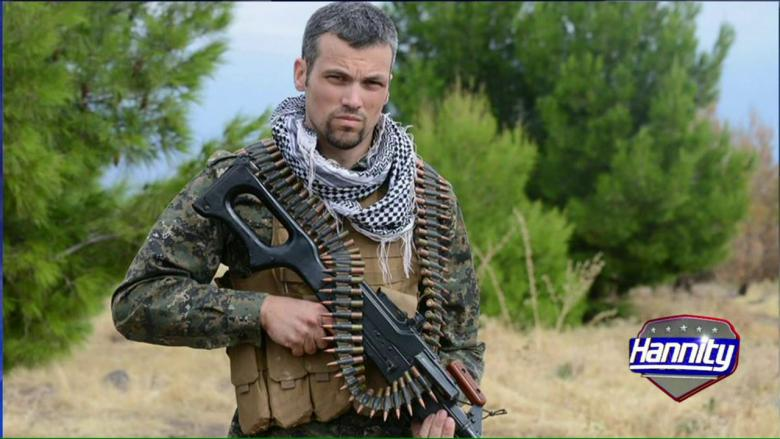 Christian U.S. Veteran Fighting Alongside Kurds to Defeat ISIS