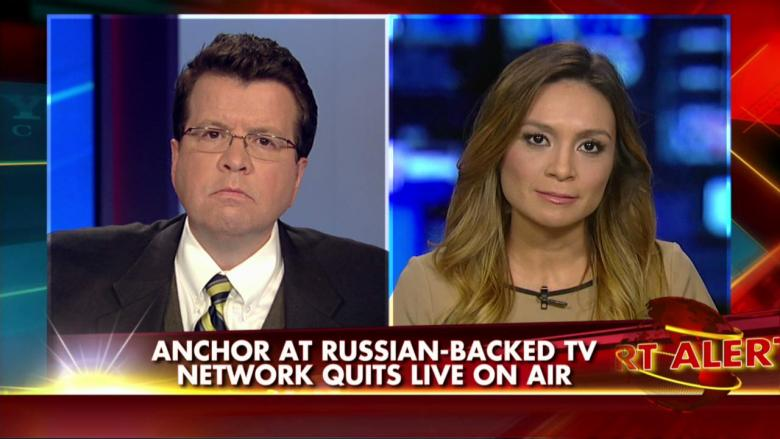 Russia Today Anchors Russia Today Anchor Who Quit