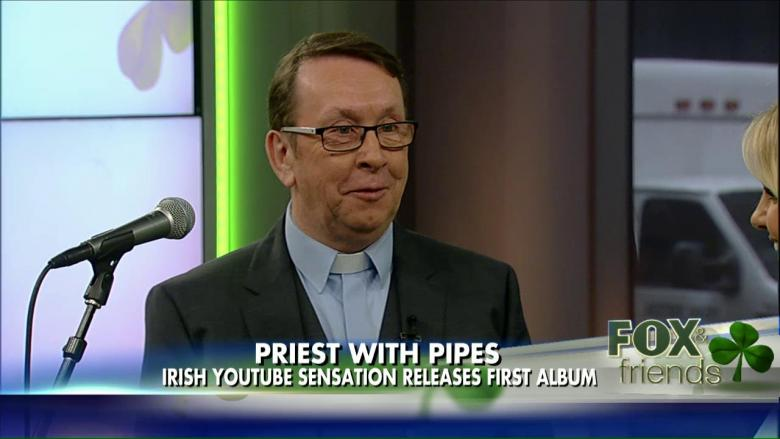 Irish Priest S Rendition Of Danny Boy Will Put You In The St Pat Day Spirit Fox News Insider