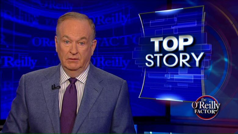 O'Reilly Reveals 'Shadow Puppet Master Behind Corrupt Far-Left Groups'