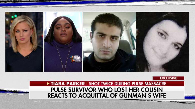 'No Justice Served': Pulse Nightclub Survivor Furious Over Acquittal of Gunman's Wife