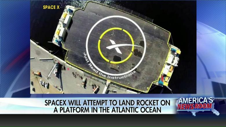 today s spacex rocket landing attempt could change space travel fox news insider