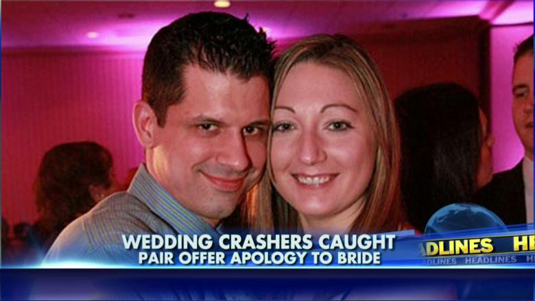2 Real Life Wedding Crashers Caught Apologize To Bride Fox News Insider