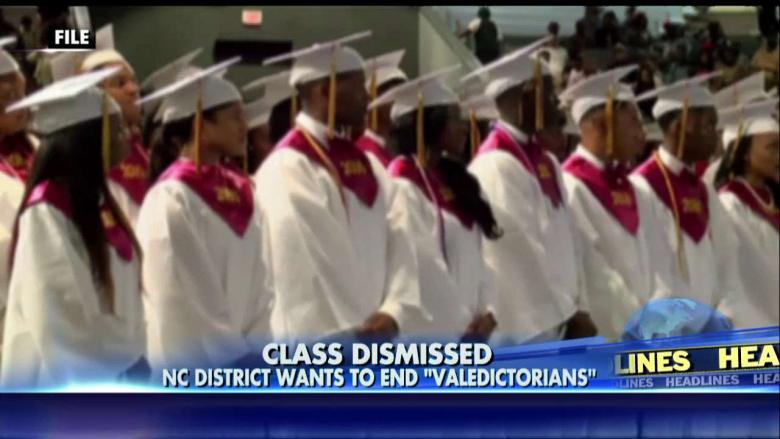 School District to Stop Naming Valedictorians Due to 'Unhealthy'  Competition | Fox News Insider