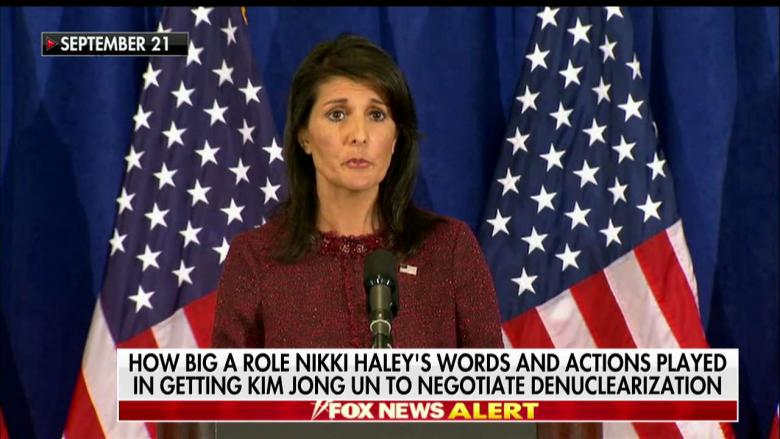 Tarlov: People on Both Sides Believe Nikki Haley Could Be First Female President