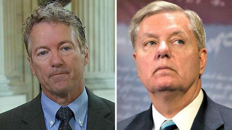 Rand Paul: Lindsey Graham Is 'Dangerously Naive' on North Korea