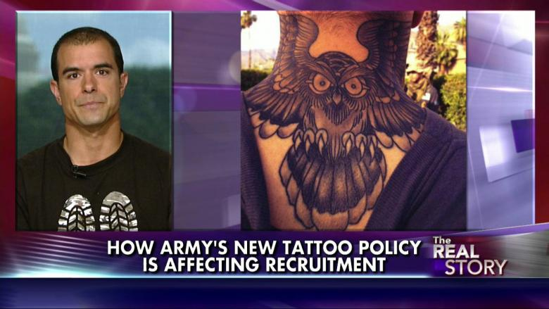 Army S New Tattoo Policy Disqualifying Otherwise Eligible Recruits Fox News Insider