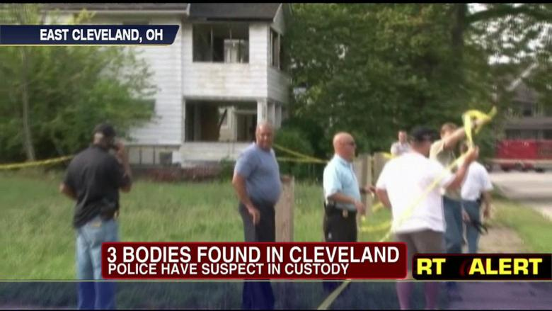 Three Bodies Found Wrapped in Plastic in Cleveland