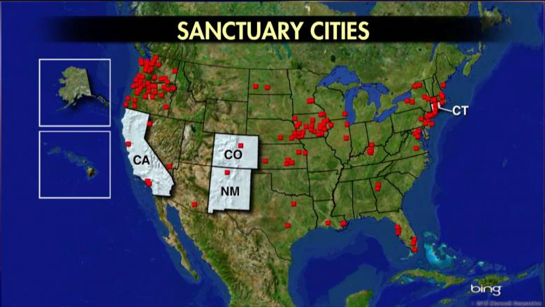Sanctuary Cities Get $342 Million From Taxpayers | Fox News Insider