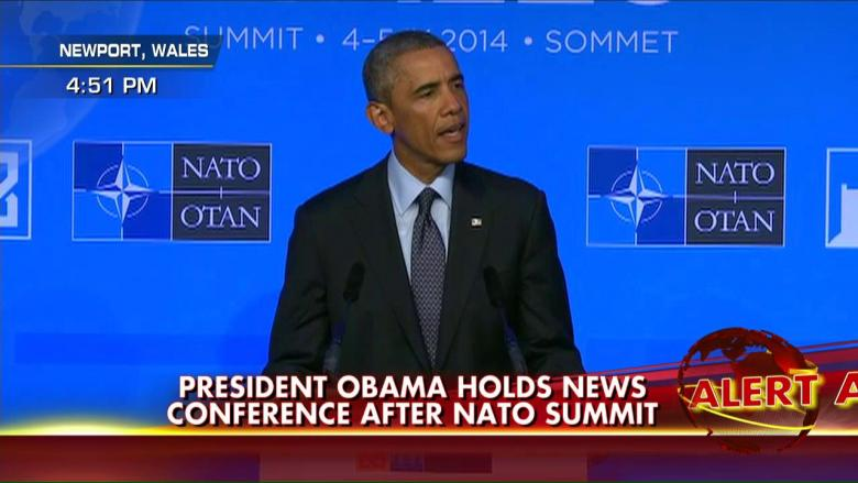We're Hopeful But Skeptical': Obama Speaks After Ukraine Cease-Fire