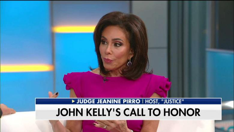 Judge Jeanine: The Left Has Lost Its Axis of Justice and Moral Code