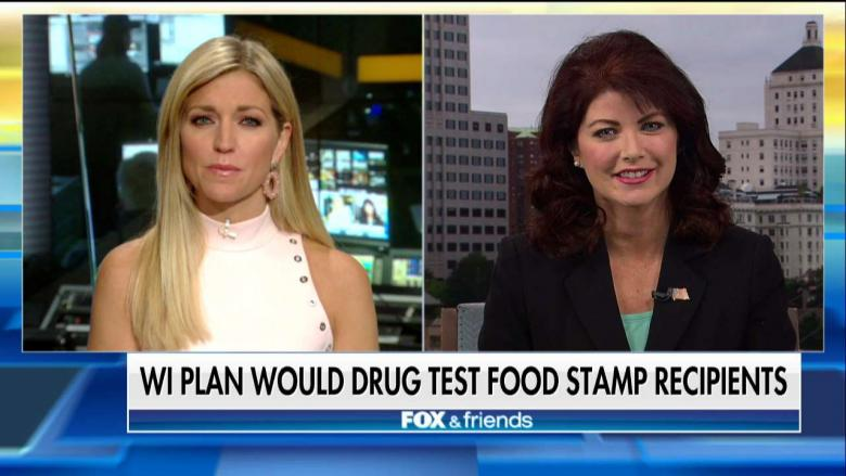 'This Is a Means to an End': Wisconsin Plans to Drug Test Food Stamp Recipients