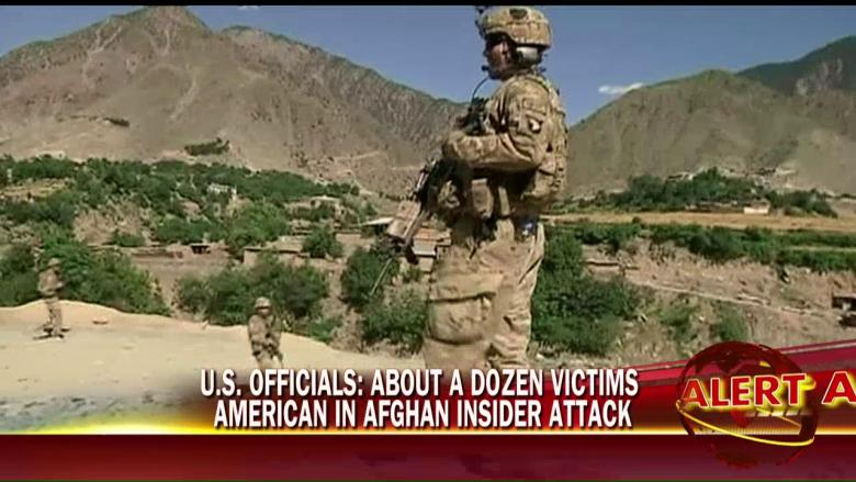 U S General Killed 15 Nato Solrs Wounded In Afghanistan Insider