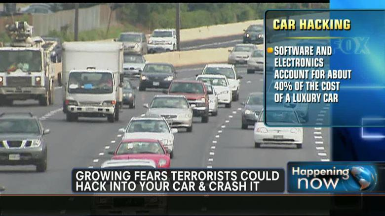 Could Your Car Be Hacked by Al Qaeda?!