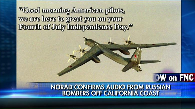 Good Morning Greetings In Russian : Norad russian bombers broadcast july th audio message to