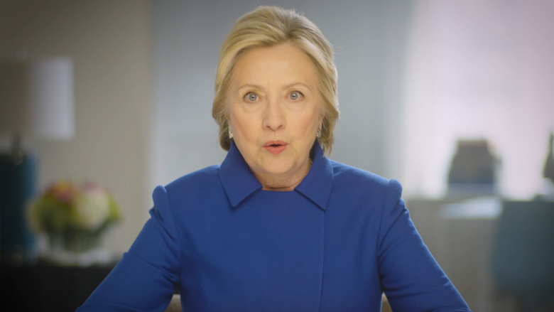'Keep Fighting': Hillary Urges 'Resistance and Persistence' in Message to DNC