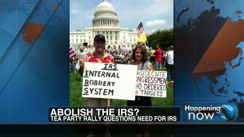 Should the IRS Be Abolished?