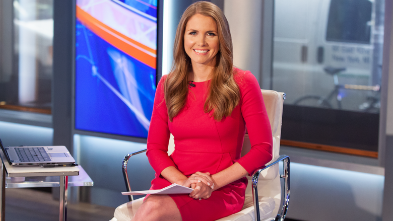 6 things to know about Taryn Hatcher, NBCSP's newest host and reporter