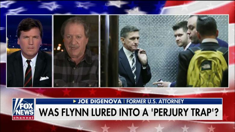DiGenova: Feds' Flynn Case 'One of the Most Disgraceful Events in American Criminal Justice'