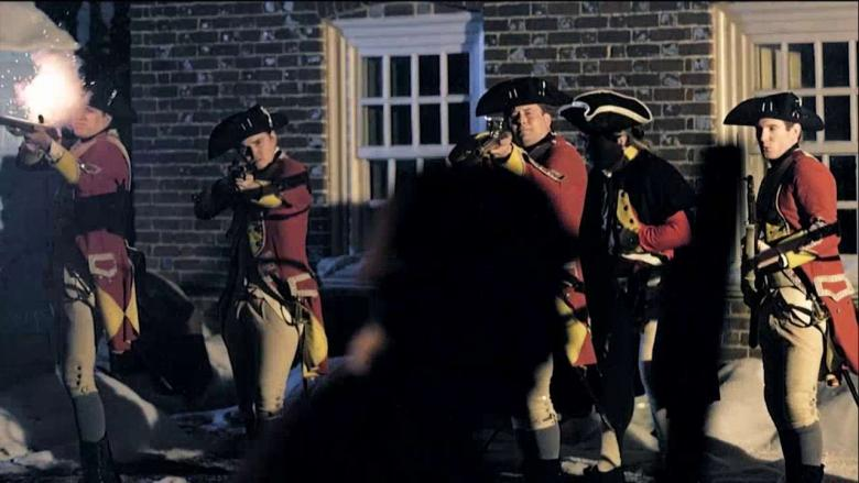 the series of events that led to the infamous american revolution Events that led to the american revolution - many people have the misconception that the american revolution occurred because british colonists did not want to be british citizens any longer.