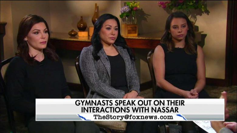 Larry Nassar's Victims Speak Out: 'He Was So Good at Normalizing What He  Did' | Fox News Insider