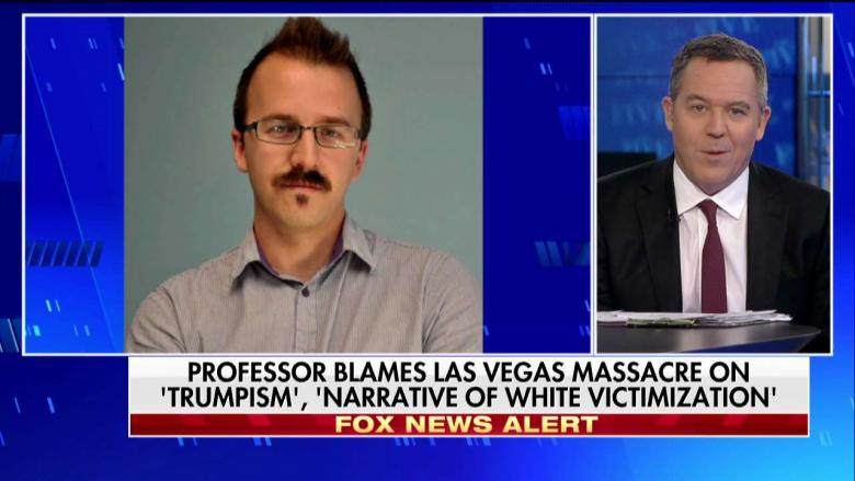Greg Gutfeld reacted to the heroes and zeros of the Las Vegas shooting Massacre