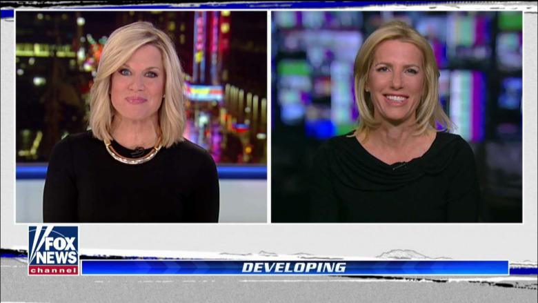 Ingraham Praises Michelle Obama: Holder's Rhetoric Is Not 'What We Want to Teach Our Kids'