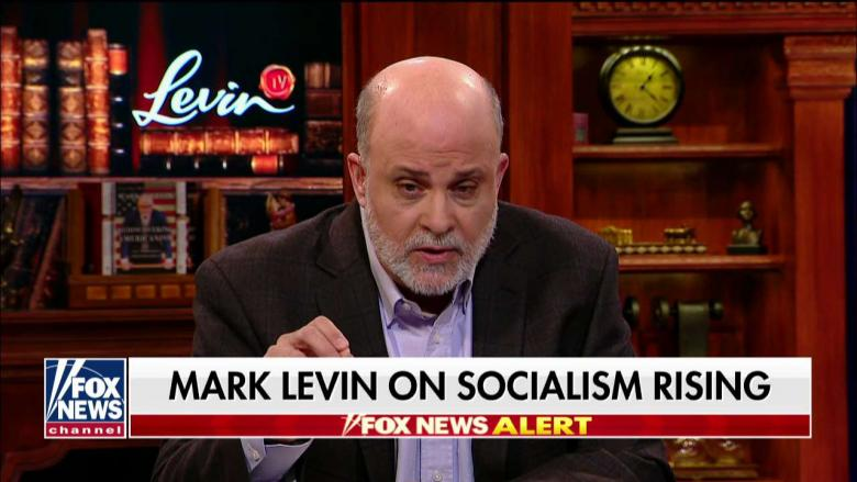 Levin Blasts Ocasio-Cortez on Socialism: 'Who Decides Who Gets What, the Dept. of Ag?'