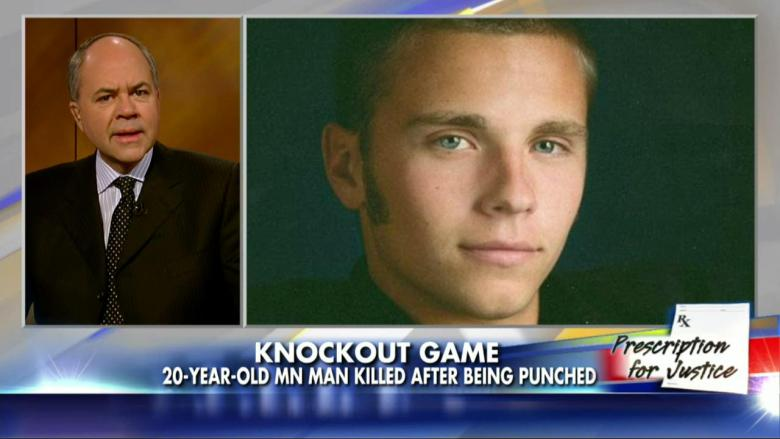 10 year sentence for knockout attack that killed college student