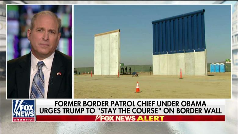 'Do It All, Including the Wall': Obama-Era Border Chief Hits Back at 'Absurd' Border Wall Arguments