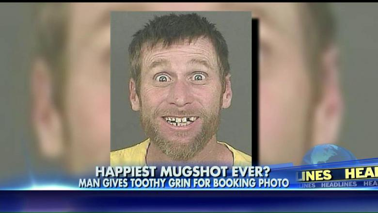 Mug Shots: Funny Faces | The Smoking Gun