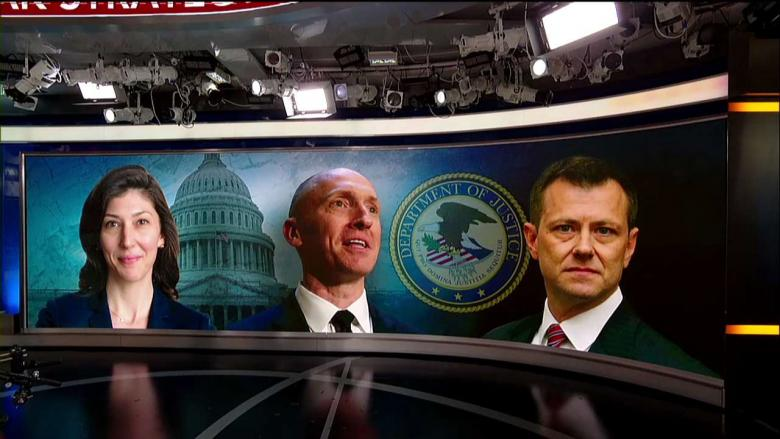'A Crisis of Trust': 'Outnumbered' Panel Reacts to New Strzok-Page Texts