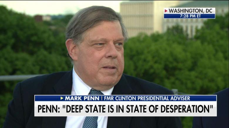 'Deep State of Desperation': Former Clinton Aide Calls for Mueller Probe to End