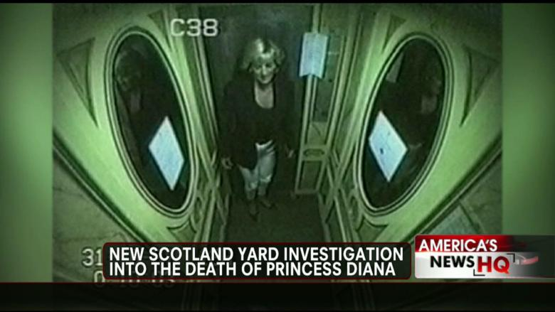 Princess Diana Murdered? British Police Investigating New Allegations