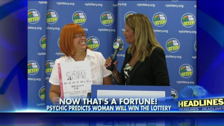 how to psychic win at the lottery