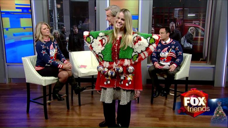 This Is How You Win the 'Ugly Sweater' Contest at Your Christmas ...