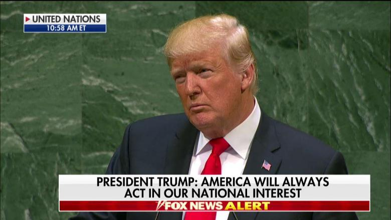 'America Is Governed By Americans': Trump Slams Human Rights Council in UN Address