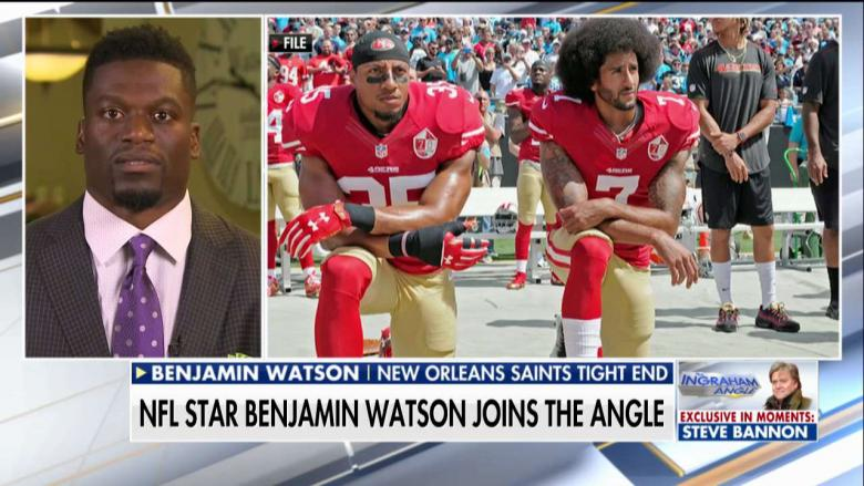 'Forward Me His Number': Ben Watson Says NFL Players 'Open to Any Invitation' to Work With Trump
